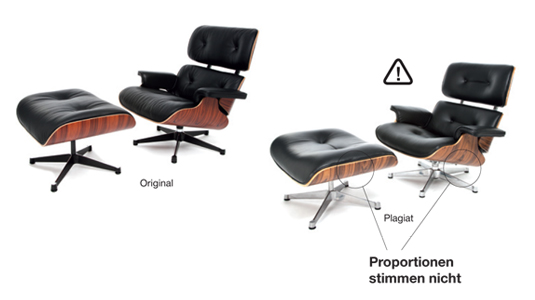Lounge Chair Charles und Ray Eames