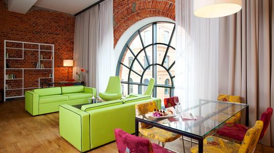 Andel's Hotel Polen Lodz