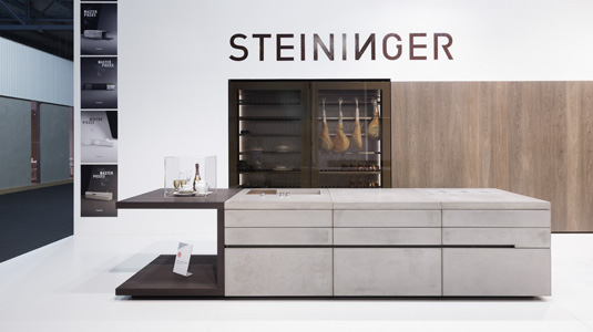 Steininger Outdoorküche : Steininger designers lifestyle tv magazin