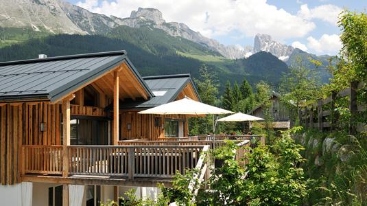 Luxuslodge Salzburger Land