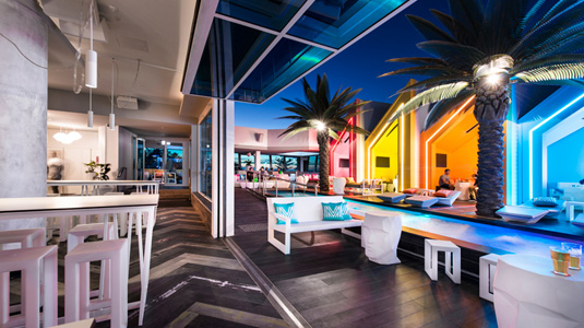 Vondom Matisse Beach Club