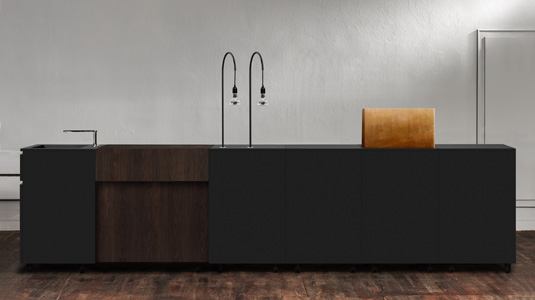 Nomad Design Line Black by Supergrau