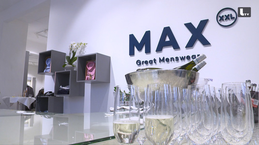 MAX Great Menswear