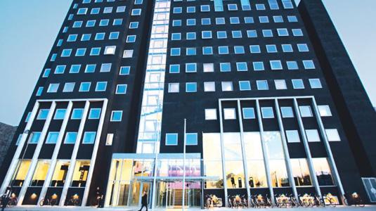WakeUp Hotel Copenhagen